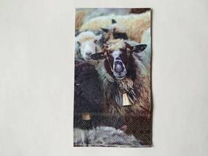 Bilde av Serviett bjellesau 33x40 cm